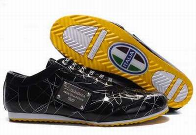 chaussures dolce gabbana sportif en cuir,basket dolce gabbana ancienne  collection,pochette dolce gabbana pas cher cd375bd6fd60